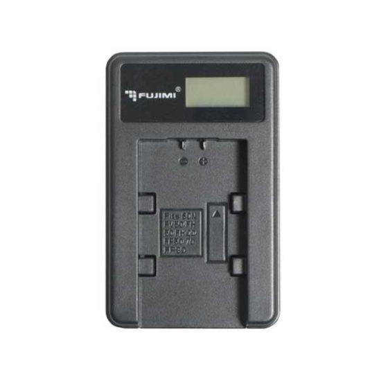 Зарядное устройство FUJIMI FJ-UNC-FZ100 для Sony FZ100 (A7 lll, A7R lll, A9)