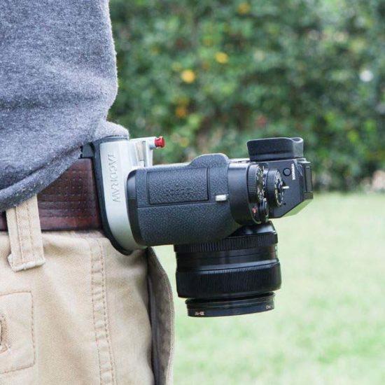 Быстросъемное крепление на ремень для камеры Carry Speed