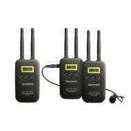 Петличная радиосистема Saramonic VmicLink5 HiFi (2TX+RX) 5.8Ghz