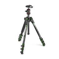 Штатив Manfrotto MKBFRA4GR-BH зеленый