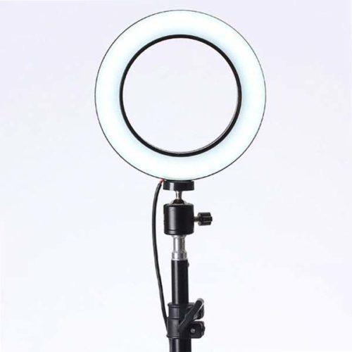 Кольцевой свет LED Travor ZD666