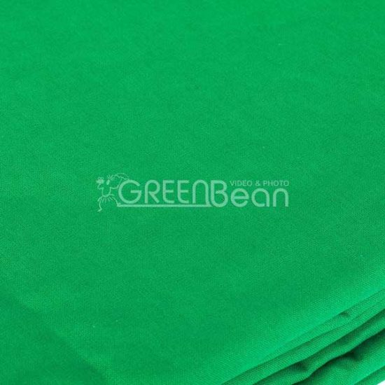 Фон хромакей GreenBean Field 3.0 х 7.0 green