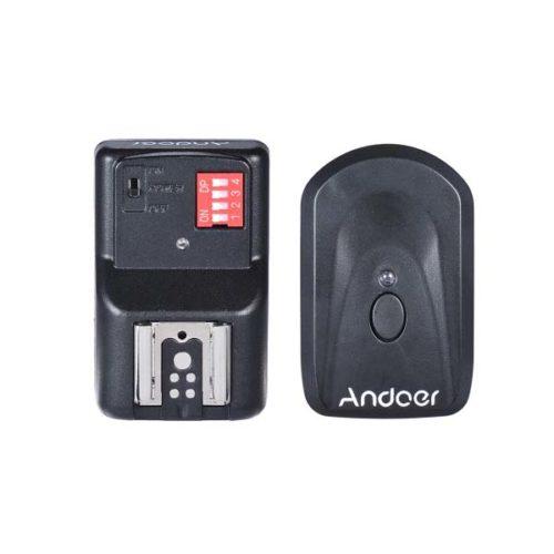 Комплект вспышка Andoer 560 + беспроводной трансмиттер