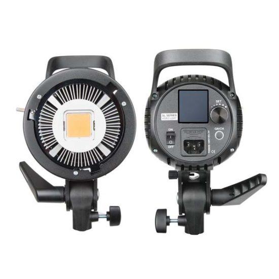 Осветитель студийный LED Godox SL60W