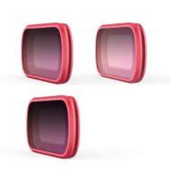 Комплект фильтров ND PGYTECH для DJI OSMO POCKET (ND8-GR ND16-4 ND32-8) 3 шт