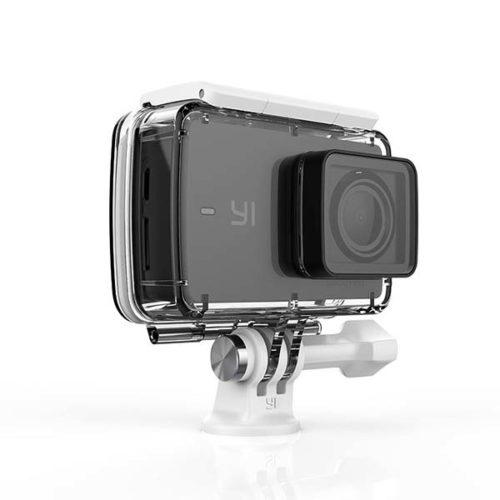 Экшн-камера YI Discovery Action Camera + аквабокс