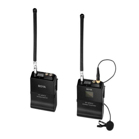 Петличная радиосистема VHF BOYA BY-WFM12