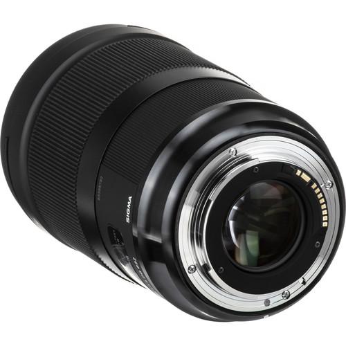 Объектив Sigma AF 40mm F/1.4 DG HSM для CANON