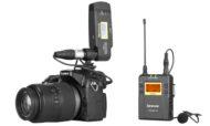 Петличная радиосистема UHF Saramonic UwMic9 TX9+RX-XLR9 (1TX+1RX) приемник с XLR входом