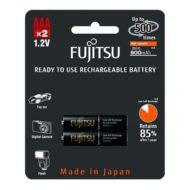 Аккумуляторы Fujitsu AAA 900 мАч (2 шт)