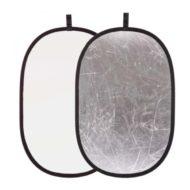 Отражатель Hylow серебро/белый 90х120 см