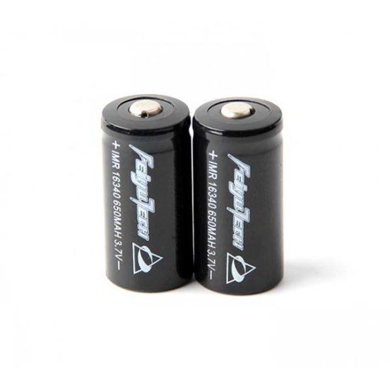 Комплект аккумуляторов Feiyu Tech типа 16340 2 шт