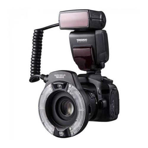 Вспышка для макросъемки Yongnuo Speedlite YN-14EX II Canon