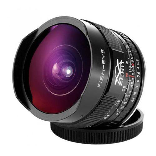 Объектив МС Зенитар-Н 16 мм F2.8 Nikon