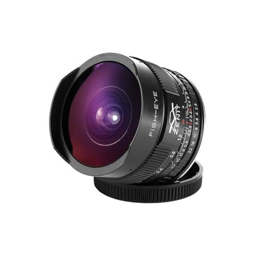Объектив МС Зенитар-С 16 мм F2.8 Canon