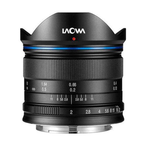 Объектив Venus Optics Laowa 7.5mm f/2 MFT черный