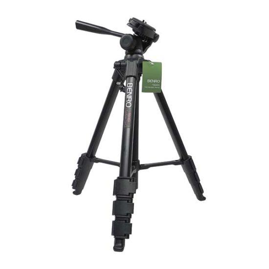 Штатив Benro T-600EX с видеоголовой