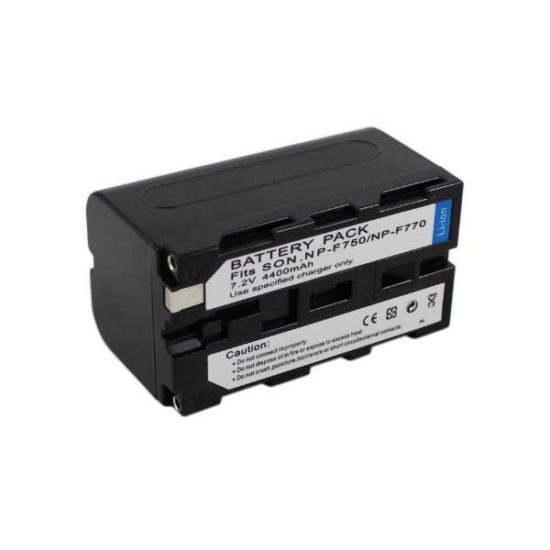 Аккумулятор Sony NP-F750 аналог