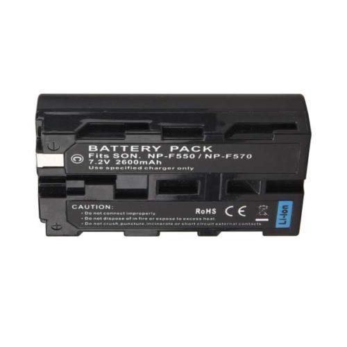 Аккумулятор Sony NP-F550 аналог