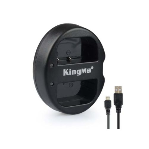 Зарядное устройство Kingma для двух аккумуляторов Panasonic BLF19