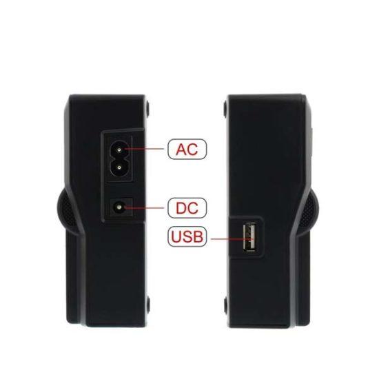 Зарядное устройство Kingma для двух аккумуляторов Sony FW50