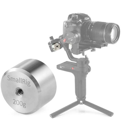 Груз противовес SmallRig для стабилизаторов 200г