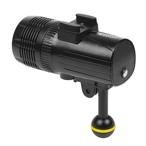 Осветитель LED для подводной съемки с креплением GoPRO XTGP460-3