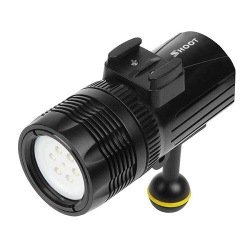 Осветитель LED для подводной съемки с креплением GoPRO XTGP460-4