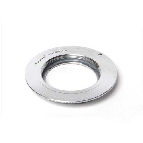 Переходное кольцо FUJIMI M42 - Canon EOS с программируемым чипом (Mark IV, 6D II и др)