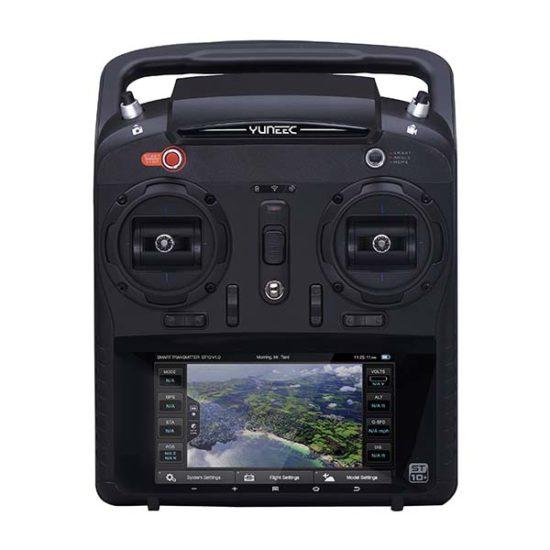 Пульт управления Yuneec ST10+ для коптеров оригинальный уценка