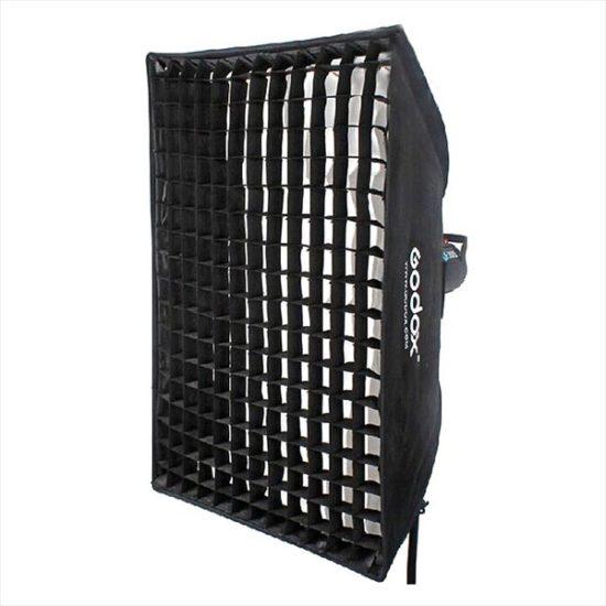 Софтбокс-зонт Godox SB-UFW6090 быстроскладной с сотами