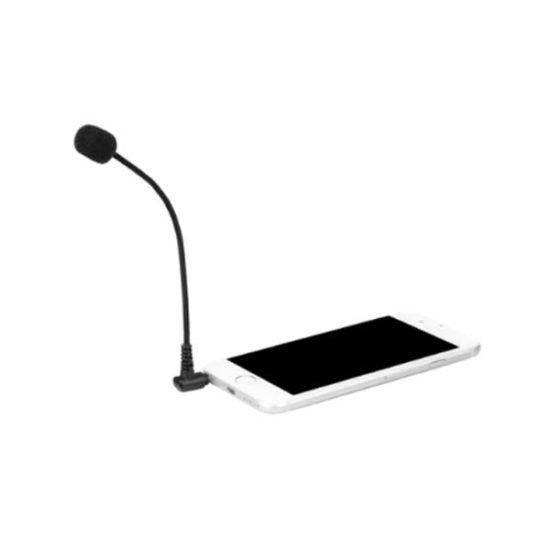Микрофон для смартфонов на гибкой ножке BOYA BY-UM4