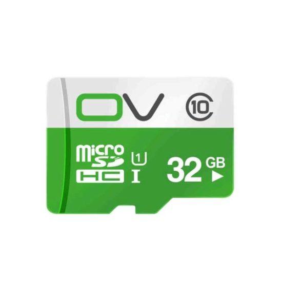 Карта памяти microSDHC 16Gb OV Smart Card Class 10 UHS-I (80/10 MB/s)