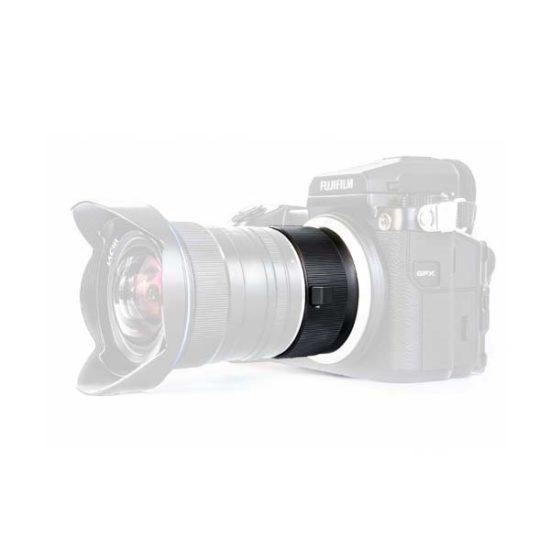 Переходник LAOWA Magic Format Converter Canon EF – Fuji GFX