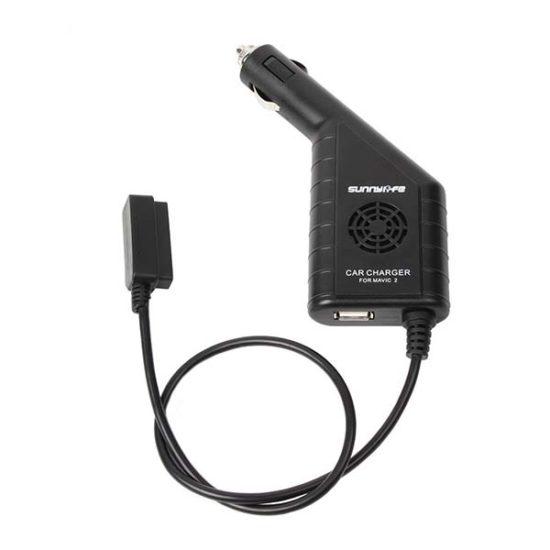 Car charger Sunnylife for DJI Mavic 2