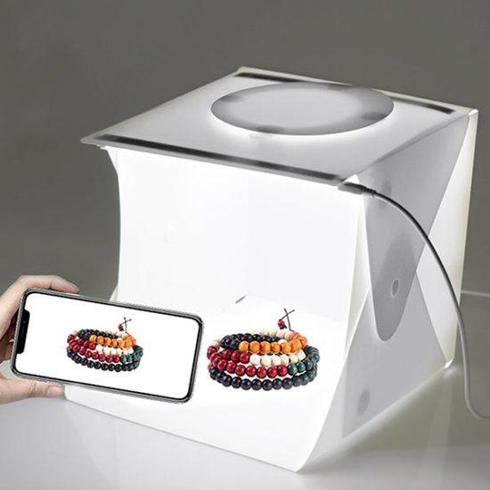Lightbox with LED (20cm)