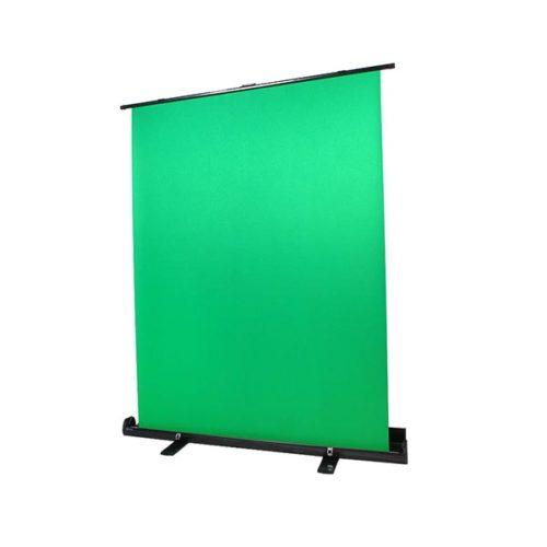 Green Screen GreenBean Chromakey Screen 1518G folded