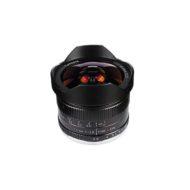 Lens 7Artisans 7.5 mm f2.8