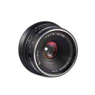 Lens 7Artisans 25 mm f1.8