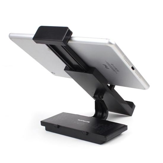 Smartphone tablet holder for drones and filters Sunnylife