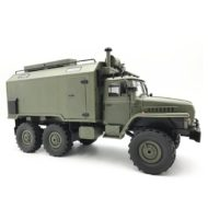 Military truck URAL on radio WPL B-36 6WD