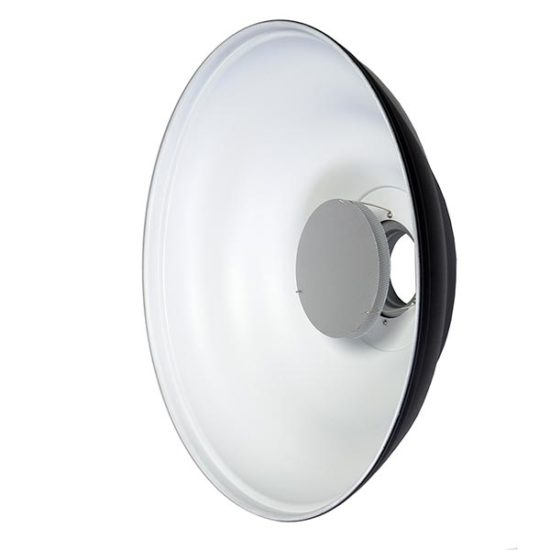 Beauty Dish Falcon Eyes SuperSoft SR-60W white
