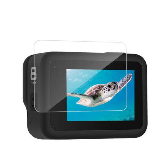 Защитное стекло TELESIN на экраны GoPRO HERO8