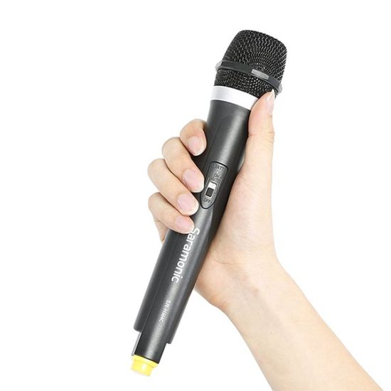 Saramonic HM4C 4 Channel VHF Wireless Handheld Microphone with Integrated Transmitter