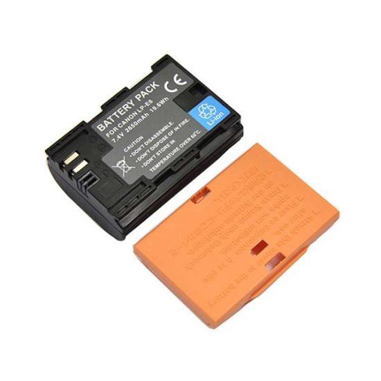 Battery Neewer LP-E6 для Canon 5D mk II, mk III, 7D, 60D