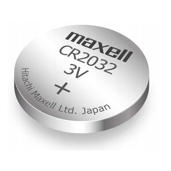 Li Battery Maxell CR2032
