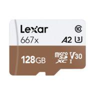 microSDXC 128Gb Lexar Professional Class 10 UHS-I U3 V30 A2
