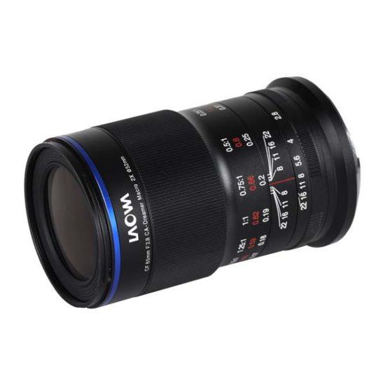 Lens Laowa 65mm f/2.8 2x Ultra Macro APO