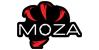 Продукция компании Moza. Логотип компании Moza