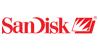 Продукция компании Sandisk. Логотип компании Sandisk